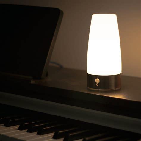motion sensor indoor night light zeefo retro led night light wireless pir motion sensor