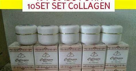 1 Set Collagen Plus Vit E adammia world collagen plus vit e harga termurah