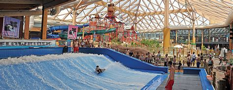 Massanutten Resort Giveaway - indoor water parks let you get wet and wild whatever the weather