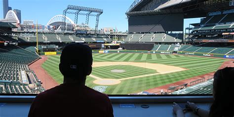 safeco field tours seattle mariners