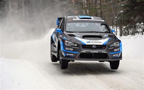 Team Subaru by Rally Team Usa Subaru Motorsports