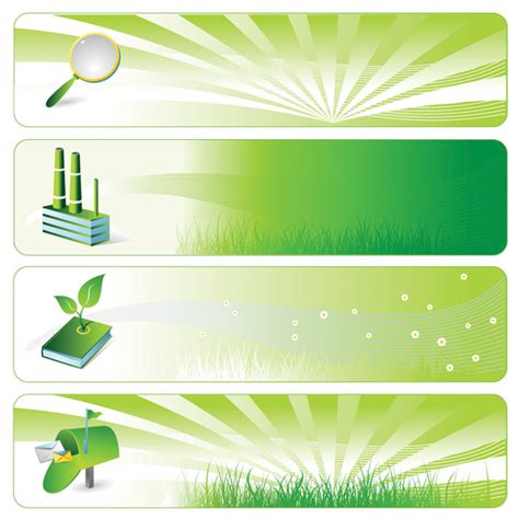 themes environment environmental theme banner vector background free vector