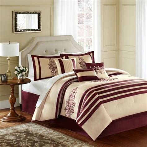 burgundy and cream bedroom burgundy and cream with victorian style accents for the