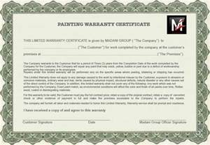 warranty template canada fixed price construction contract with warranty