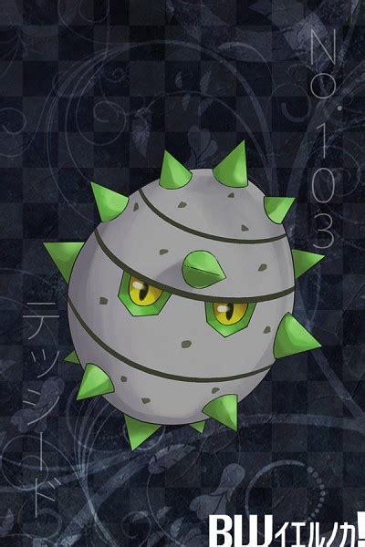 ferroseed pokemon zerochan anime image board