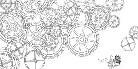 time garden coloring pages exclusive preview the time garden by daria song