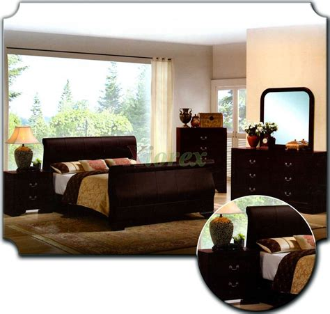 upholstered sleigh platform bedroom furniture set 151 xiorex upholstered platform sleigh bedroom furniture set 163 xiorex