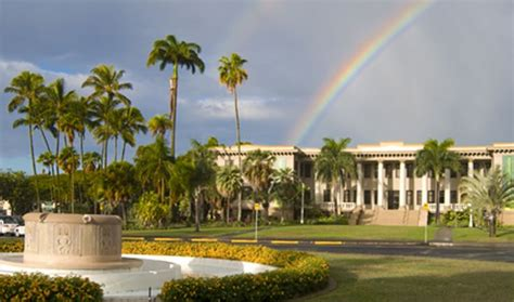 university of hawaii at manoa university of hawaii