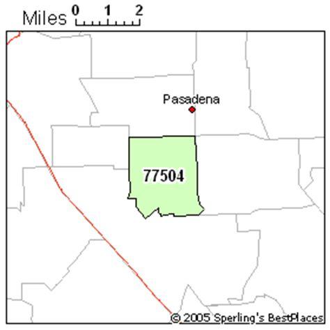 pasadena texas zip code map pasadena zip 77504 texas voting
