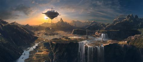 matte painting matte painting by micka 235 l forrett lyemium