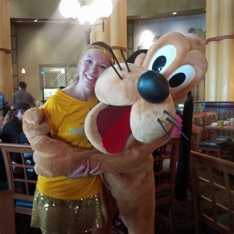 Garden Grove Character Dinner Fairytales And Fitness The Other Charcter Meal At Disney