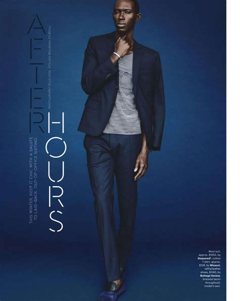 gq australia march april 2015 by gdfg issuu armando cabral goes all blue for gq australia s august