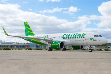 citilink a320 seat map citilink takes delivery of 50th a320 family aircraft