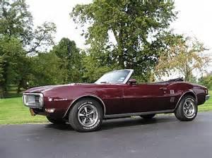 1968 Pontiac Firebird For Sale 1968 Pontiac Firebird For Sale Ofallon Illinois