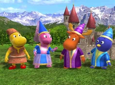 Backyardigans Voices Image A Problem Cast Jpg The Backyardigans Wiki