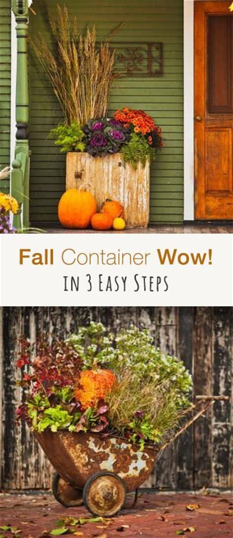 fall plants container gardening pinterest 1000 ideas about fall container plants on pinterest