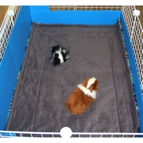 fleece bedding for guinea pigs cagetopia fleece cage liner for guinea pigs bedding for