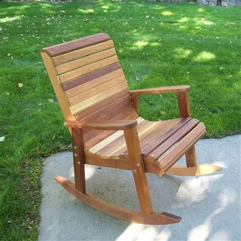 wood patio furniture plans outdoor wooden rocking chair plans 2 tables rocking