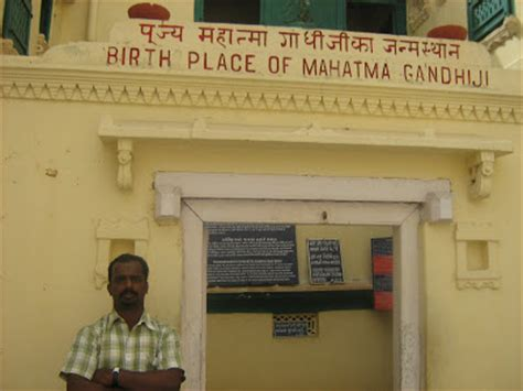 gandhi born place ignition starts mahatma gandhi birth place porbander