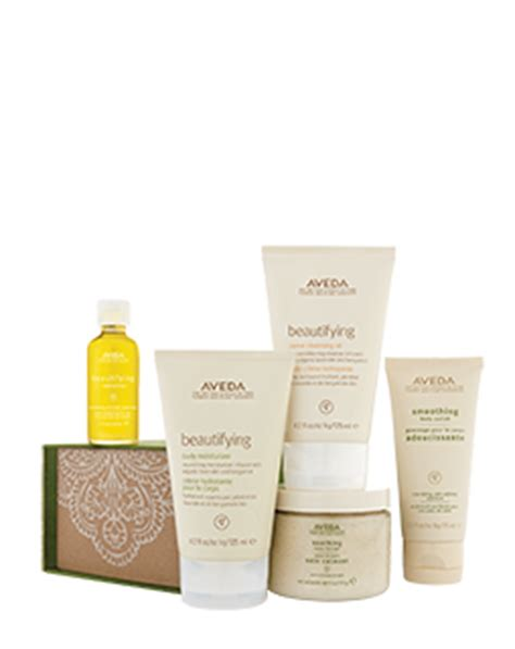 Aveda Institute Gift Card - aveda holiday gift sets brown aveda institute
