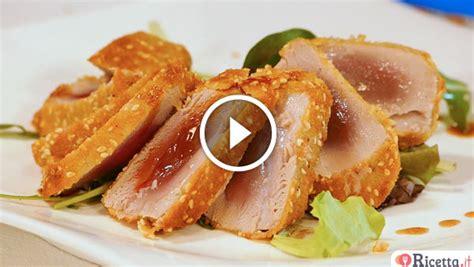 come cucinare il tonno fresco in padella ricetta tonno fresco saltato in padella ricetta it