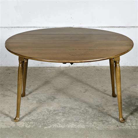 drop leaf dining room table 1960s drop leaf dining room table omero home