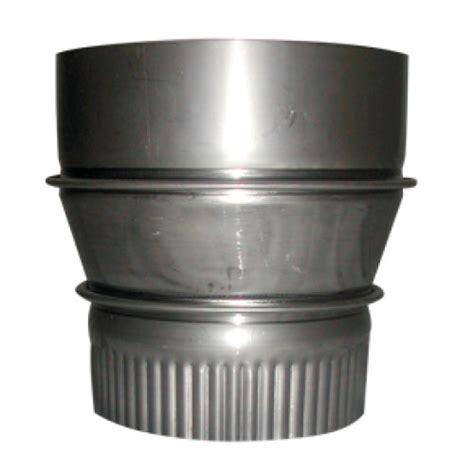 Chimney Liner Flue Adapter - anvil clay flue adapter stoves northern ireland ireland
