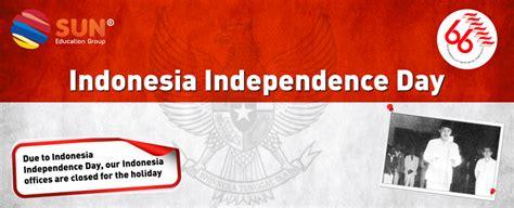 indonesia independence day dirgahayu kemerdekaan republik indonesia ke 66