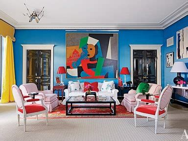miles redd decorates  eclectic houston mansion