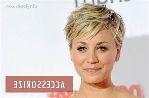 how to style hair like kaley cuoco 20 best of kaley cuoco new short haircuts