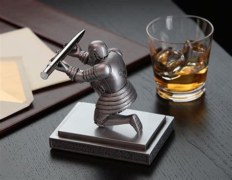 executive knight pen holder feel like royalty with the executive knight pen holder