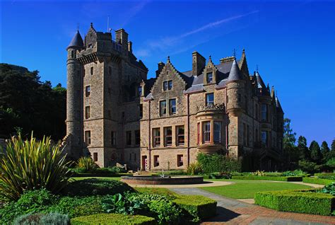 beautiful castles the most beautiful castles in northern ireland united