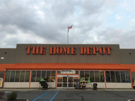 the home depot newark nj business information