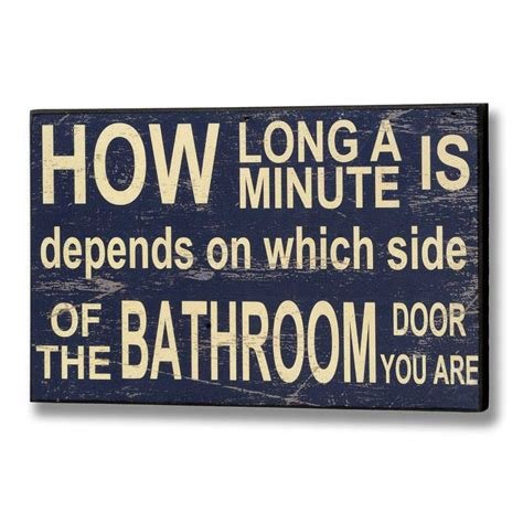 funny bathroom plaques best 25 bathroom wall quotes ideas on pinterest