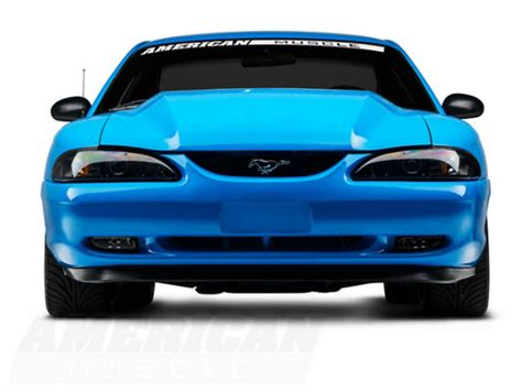 1998 mustang headlights headlights the bright way to style your 1994 1998 mustang