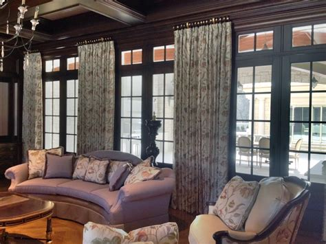 custom drapes charlotte nc custom window treatments inc custom window treatments