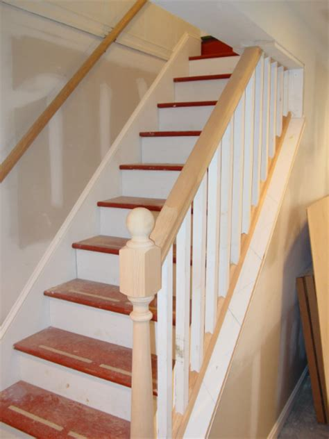 Railing Ideas For Basement Stairs Houses Plans Designs Ideas For Basement Stairs
