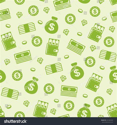 pattern money html seamless money pattern stock vector 241682449 shutterstock
