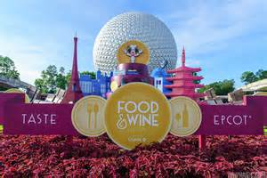 Food And Wine Festival Photos Tour The 2016 Epcot Food And Wine Festival Kiosks