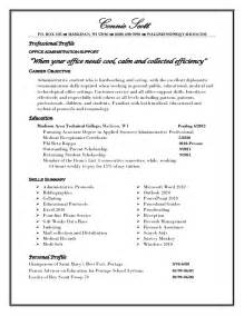 Curriculum Vitae Pharmacy by Professional Profile Resume 11 1 11