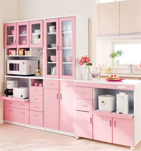pink appliances kitchen white kitchen with pink purple appliances amazing