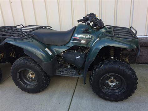 2007 Kawasaki Prairie 360 4x4 by 2007 Kawasaki Prairie 360 4x4 Motorcycles For Sale