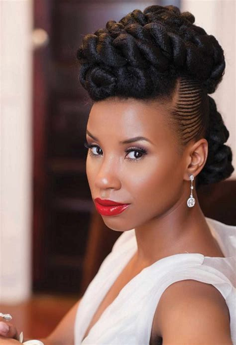 15 Best Ideas of African Wedding Hairstyles