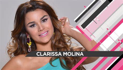 ver en vivo nuestra belleza latina 2016 online univision clarissa molina en nuestra belleza latina 2016 univision