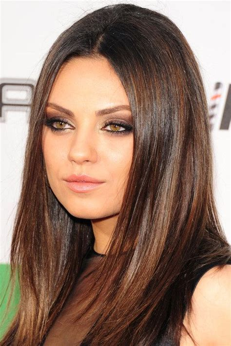 mila kunis hair color the 25 best mila kunis no makeup ideas on