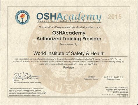 osha piv certification card template osha certificate best design sertificate 2018