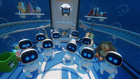 ps4 playroom introducing the playroom vr s innovative and