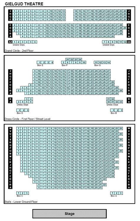 best seats gielgud theatre gielgud theatre seat plan for the curious incident of the