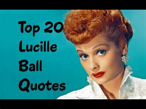 20 things producers hid from i love lucy fans top 20 lucille ball quotes author of love lucy youtube