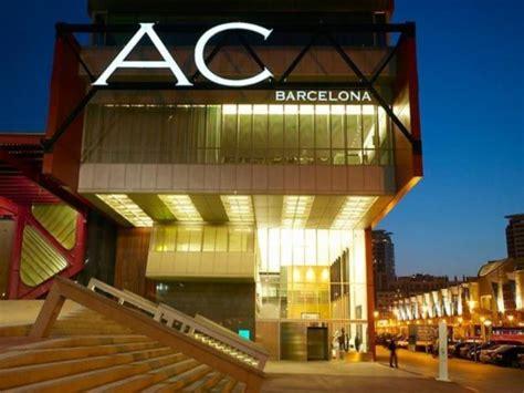 ac hotel barcelona barcelona ac hotel barcelona forum by marriott spain europe ac hotel barcelona forum by